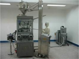 药机厂家配套工业吸尘器