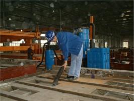 铁路机务段配套工业吸尘器
