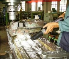 机床齿轮厂家配套工业吸尘机