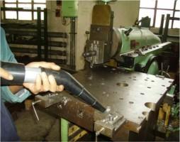 机床厂家配套工业吸尘器