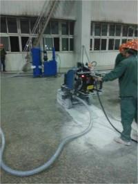 建材公司配套工业吸尘器