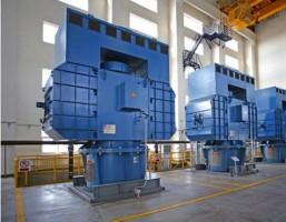 发电厂配套工业吸尘机