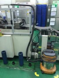 汽车锂电池行业配套工业吸尘机