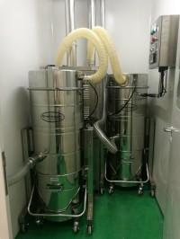 超细粉尘处理配套工业吸尘器